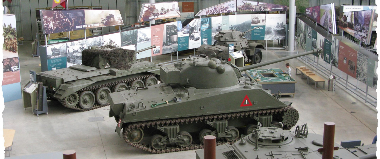 Bovington-Tank-Musuem