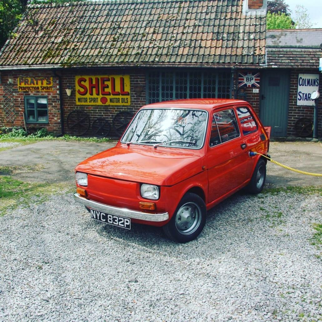 Jack Silent Classics Fiat