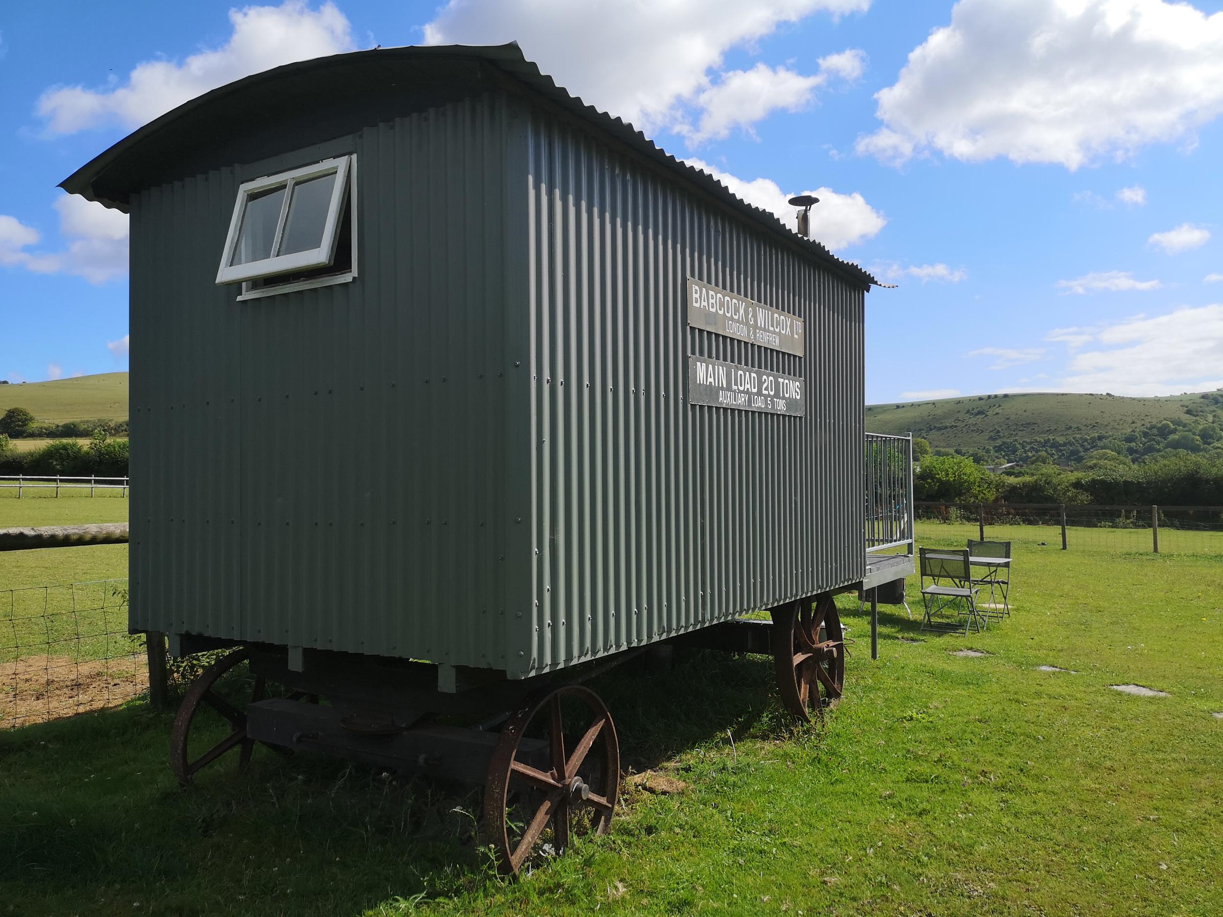 Hut-View