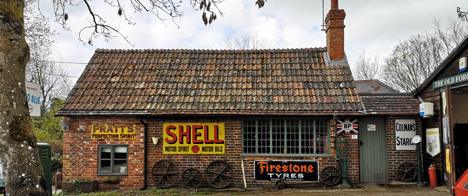 the-Smithy-building